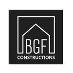 Création et développement site et applications internet : Création logo, charte graphique et Site Web BGF Constructions